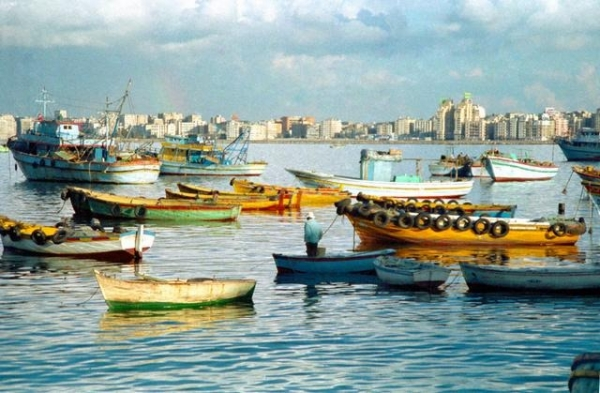 Two days tour to Alexandria and Cairo from Sokhna port