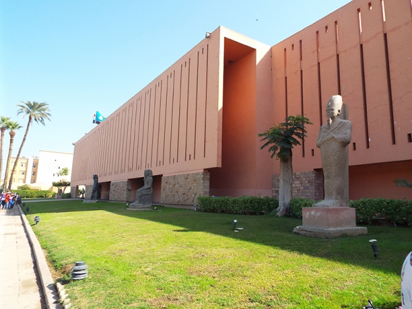 Day Tour to Luxor Museum and Mummification Museum