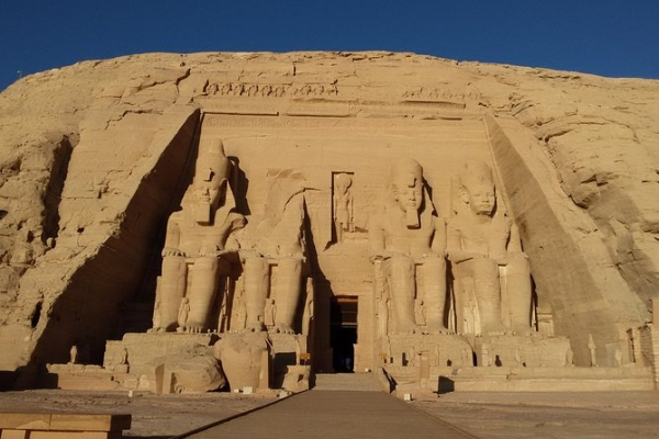 Day Tour to Abu Simbel from Aswan by car